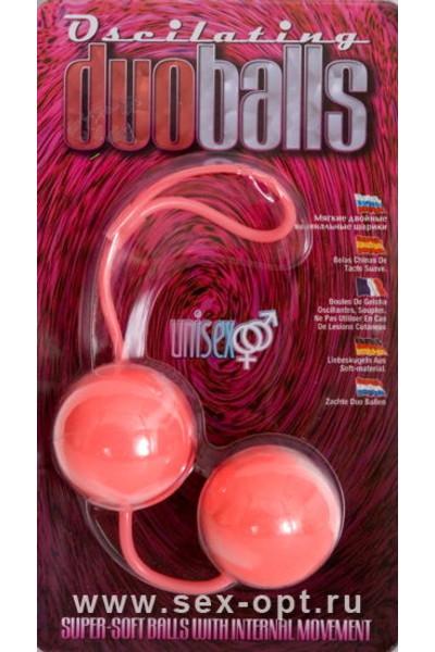 Вагинальные шарики роз 3,3 см