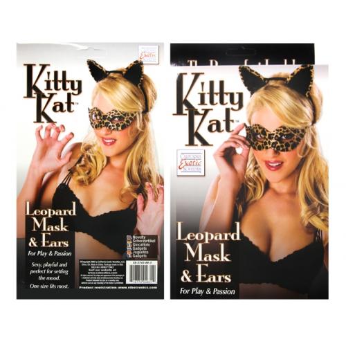 Набор леопард Kitty Kat