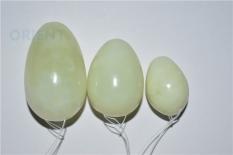 """Набор """"Яйца из нефрита"""" 3 шт"""