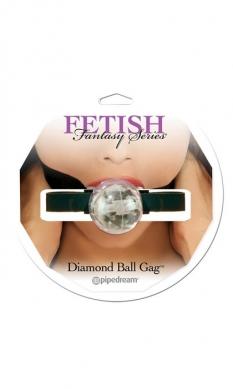 Кляп DIAMOND BALL GAG