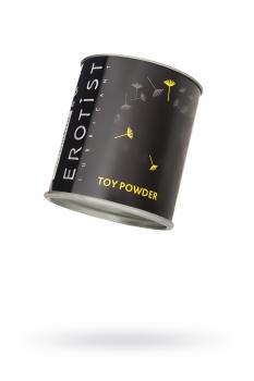 Пудра для игрушек Erotist Lubricants TOY POWDER, 50 г