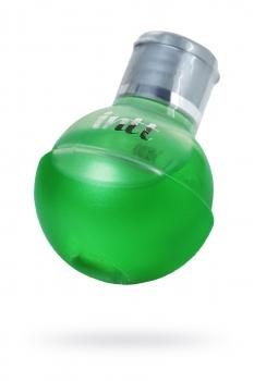Съедобное масло для массажа INTT FRUIT SEXY Mint с разогревающим эффектом и ароматом мяты, 40 мл