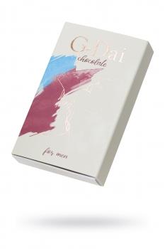 Возбуждающий шоколад для мужчин G-Dai 15 гр