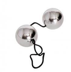 Вагинальные шарики серебрянные