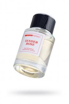 Парфюмерная вода с феромонами  Natural Instinct  Tender Rose  женские 50 мл
