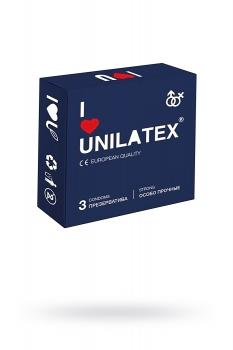 Презервативы Unilatex Extra Strong гладкие №3