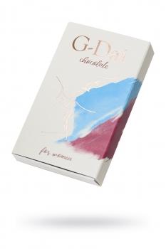 Возбуждающий шоколад для женщин G-Dai 15 гр