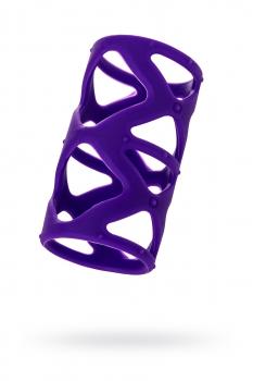 Насадка Toyfa A-toys, фиолетовая