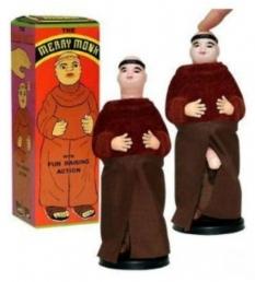 Монах страстный