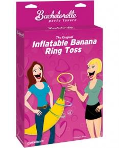 Игра Накинь кольцо на банан