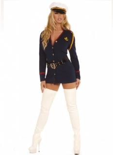 Морячка Gentleman officer costume