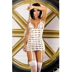Платье-портупея Mystery dress