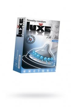 Презервативы Luxe ExclusiveСедьмое небо №1, 3 шт