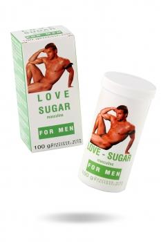 Возбуждающее средство «Сахар любви» для мужчин, 100 г