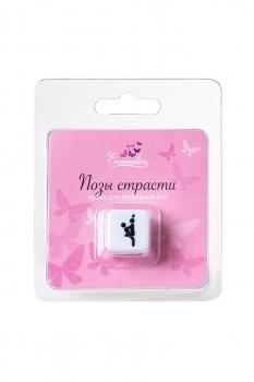 Игральные кубики Eromantica Позы страсти