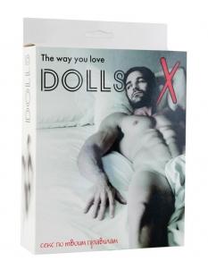 Кукла надувная-мужчина