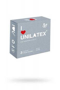 Презервативы Unilatex Dotted с точками №3