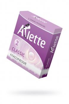 Презервативы Arlette №3, Classic Классические  3 шт.