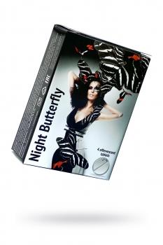 Таблеткии для женщин возбуждающие «Ночная бабочка», 4 шт